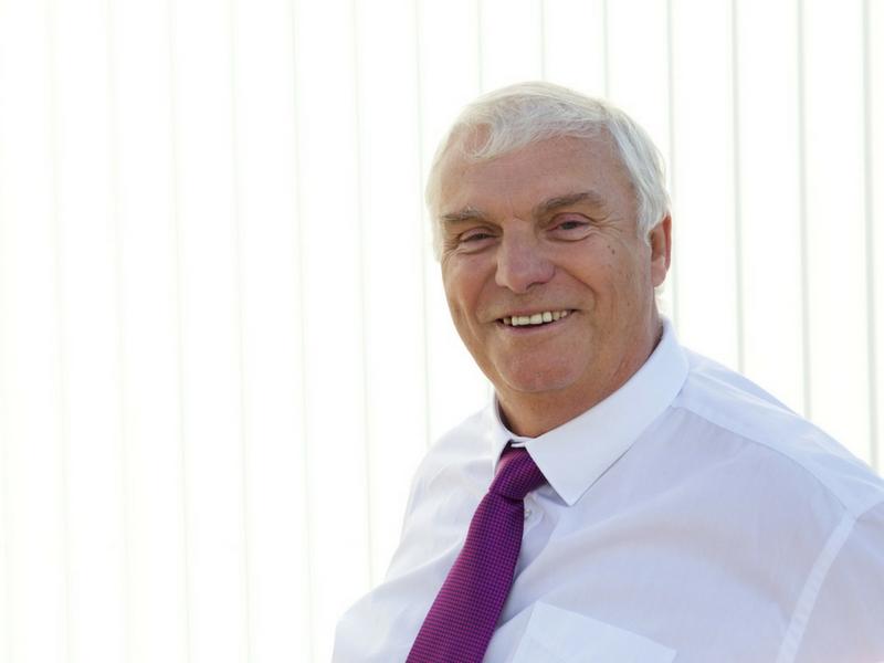 Frank George - Finance Manager