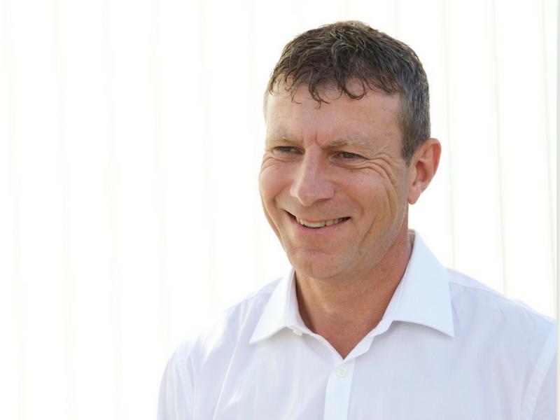 Keith Chamberlain - Sales Director