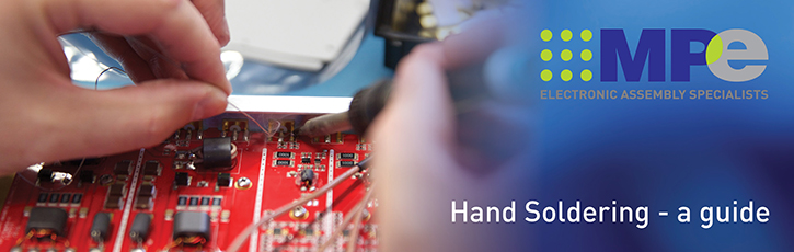 Hand Soldering - a guide