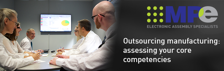 Outsourcing manufacturing: assessing your core competencies