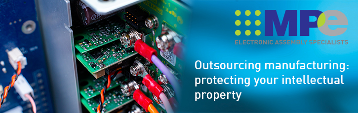 Outsourcing manufacturing: protecting your intellectual property