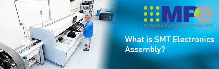 What is SMT electronics assembly?