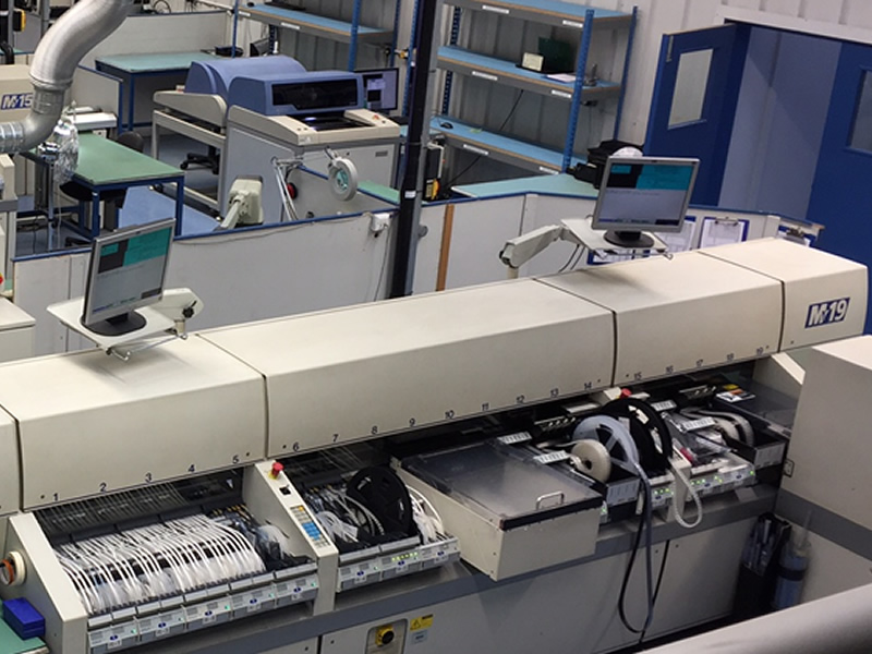 PCB Assembly Electronics by MPE