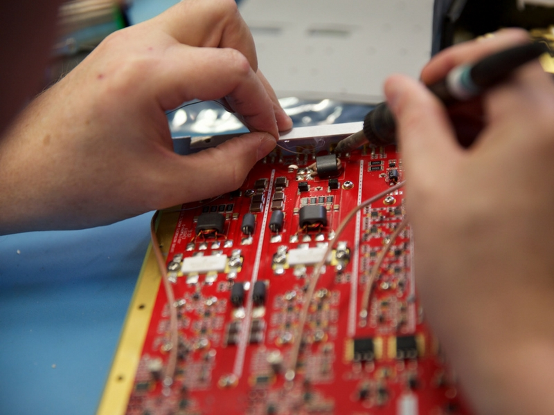 PCB Assembly and PCB Soldering