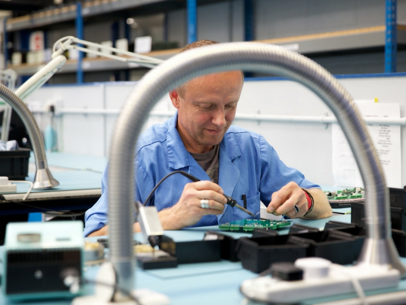PCB Board Soldering