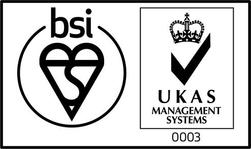 BSI UKAS Logo
